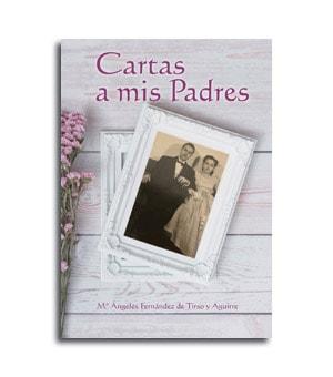 portada del libro cartas a mis padres
