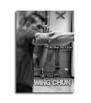 portada del libro wing chun