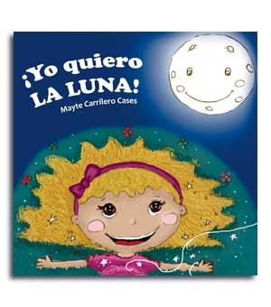 portada del cuento Quiero la Luna