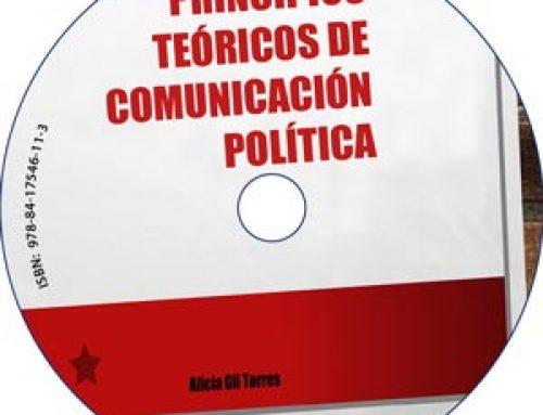 Principios teóricos de la comunicación política
