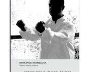 Portada del libro Kyusho Dim Mak, principios avanzados
