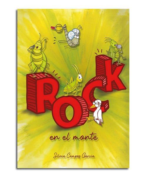 Portada cuento Rock en el monte