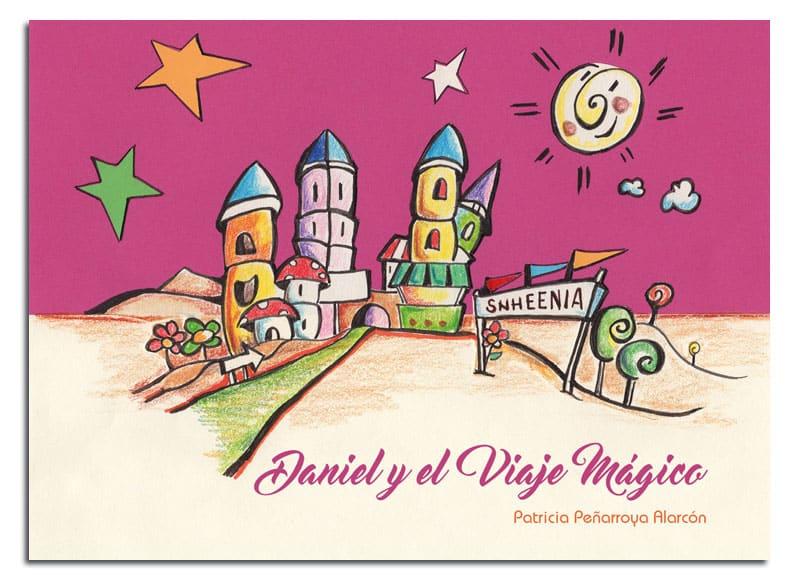 portada del cuento Daniel y el viaje mágico