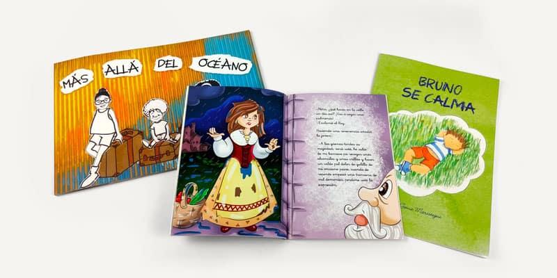 como publicar un cuento infantil