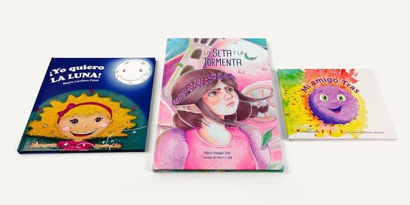 como publicar un cuento para niños