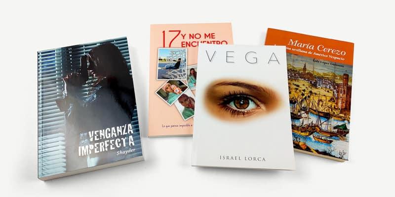 editoriales de novelas