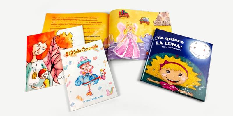 editorial de cuentos para niños
