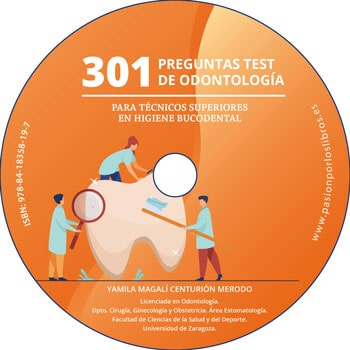 301 preguntas de test de odontologia