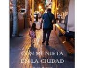 Con mi nieta en la ciudad