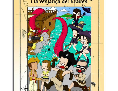 El pirata Angry Yuri i la venjança del Kraken