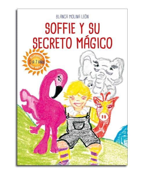 portada del cuento las Soffie y su secreto magico