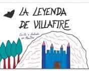 Portada del cuento La leyenda de Villafire